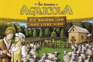 Agricola - Die Bauern und das liebe Vieh