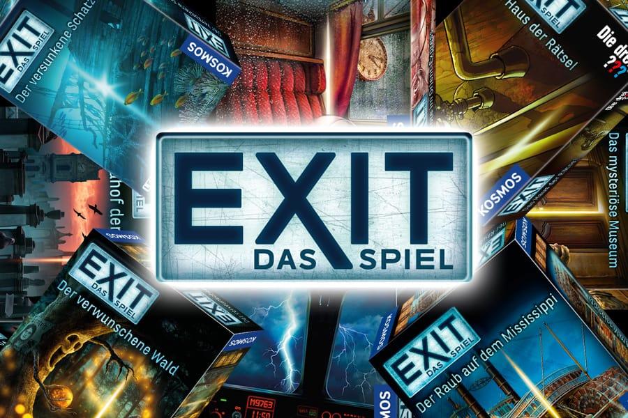 Exit Das Spiel Überblick