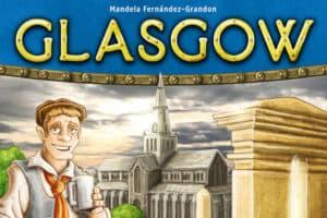Glasgow 2-Personen Brettspiel
